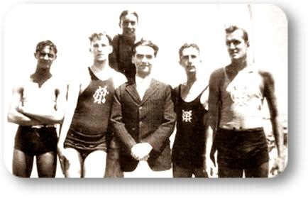 lorca With Havana Yacht Club 1930