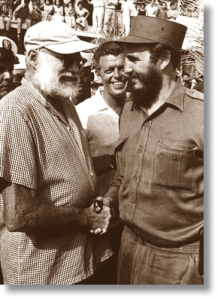 ernest-hemingway-and-fidel-castro-meeting-cuba
