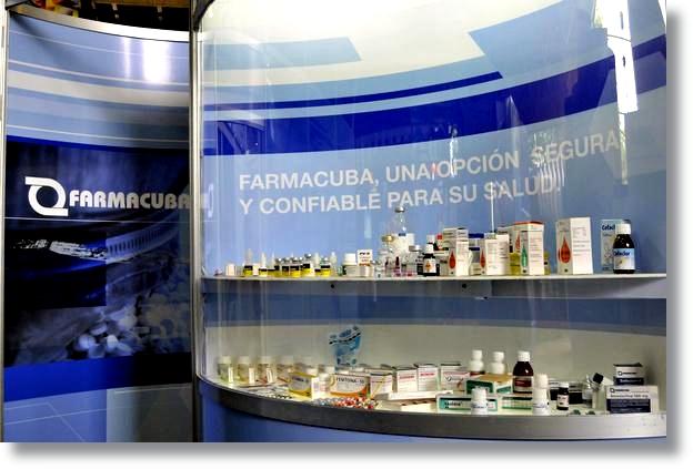 EXPONE CUBA SUS PRODUCTOS EN FIHAV 2013