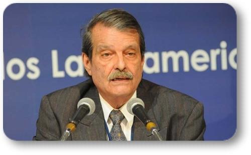 Abelardo Moreno, viceministro de MINREX.