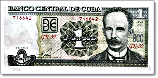 cuc peso-cubano