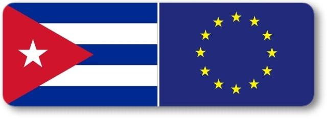 UE CUBA FLAGS