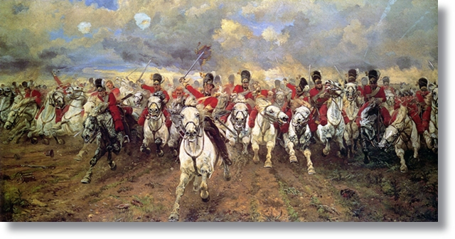 waterloo batalla Scotland_Forever!