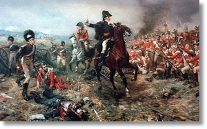 WATERLOO DUQUE DE WELLINGTON ESTE