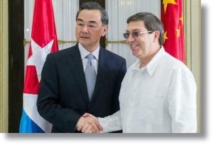 China Cuba 2014 CANCILLERES ESTA