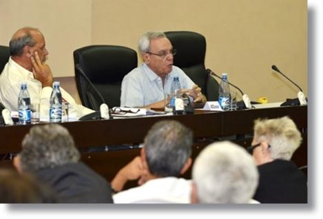 EUSEBIO LEAL VIII CONGRESO UNEAC 2014
